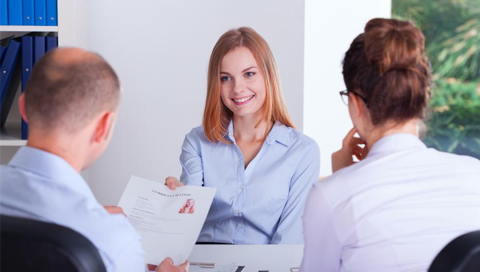 Hur man övertygar en arbetsgivare om att man vill ha jobbet